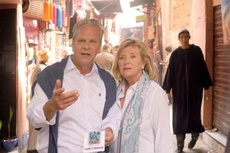 """Ein Sommer in Marrakesch: Jutta Speidel erliegt dem Zauber von """"1001 Nacht"""" - TV"""