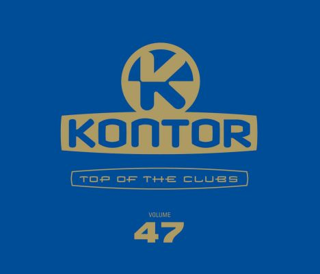 Kontor Top Of The Clubs - Cover