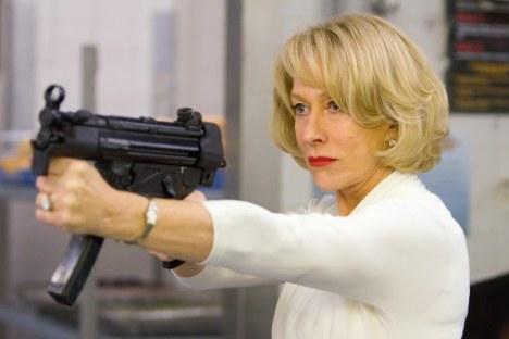 Helen Mirren und Bruce Willis gemeinsam in Actionkomödie R.E.D. - Kino News