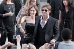 Angelina Jolie und Brad Pitt wieder verfeindet vor der Kamera?