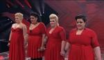 X Factor 2010: Big Soul verheben sich ein wenig an Thriller
