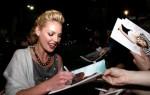 """Grey's Anatomy""-Star Katherine Heigl trägt ""27 Dresses"" in SAT.1 - TV News"