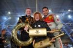 """Jürgen Milski überraschender Sieger der """"TV total Stock Car Crash Challenge 2010"""" - TV"""