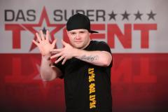 Das Supertalent 2010: Tobias Kramer tanzt gehörlos