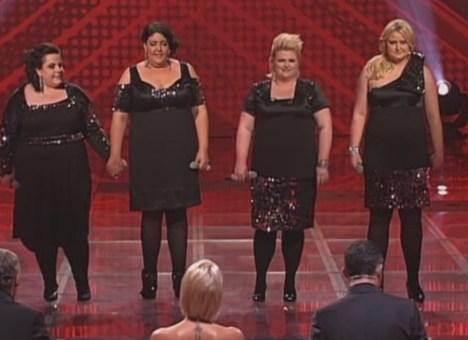 X Factor 2010: Big Soul präsentieren ihren Siegersong - TV News