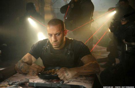 Vin Diesel auf ProSieben