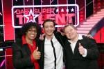 Ruddy Estevez (li.), Darko Kordic (Mi.) und Thomas Lohse