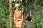 Dschungelcamp 2011: So lief die Dschungelprüfung für Sarah und Katy - TV