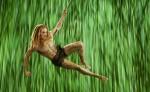 Alexander Klaws lässt für Tarzan die Muskeln spielen