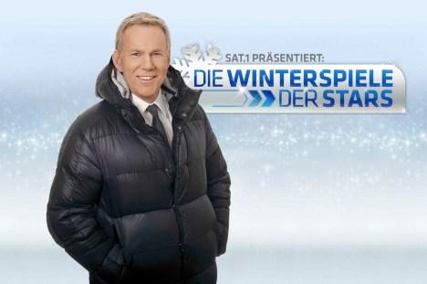 """""""Die Winterspiele der Stars"""" mit Natalia Wörner, Hannes Jaenicke, Johann Lafer, Anni Friesinger, Jimi Blue Ochsenknecht, Sandy Mölling - TV News"""