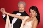 Der Schauspiel-Star mit Herz Bernd Herzsprung (68) tanzt mit Profitänzerin Nina Uszkureit (28) aus Zürich