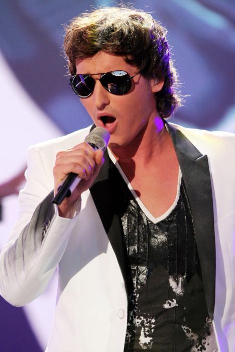 DSDS 2011: Marco Angelini hätte fast die Lippe verloren! - Promi Klatsch und Tratsch
