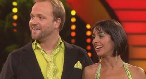 Let's Dance 2011: Moritz A. Sachs und Melissa Ortiz-Gomez spalten die Jury - TV News