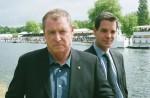 DCI Tom Barnaby (John Nettles), DS Dan Scott (John Hopkins)