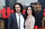 Katy Perry und Russell Brand ziehen in Bachelor Villa ein!