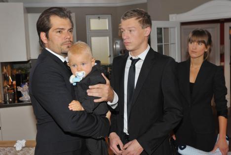 GZSZ trägt schwarz - Verena wird ohne Philip beerdigt! - TV News