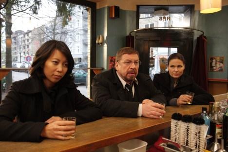 Nachtschicht - Blutige Stadt: Packender Krimi mit Starbesetzung im ZDF - TV News