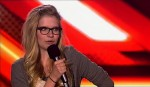 """Alina Esser mit ganz eigenem Style bei """"X Factor 2011"""" - TV"""