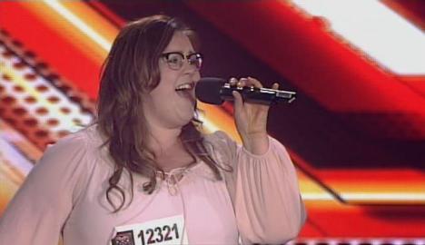 X Factor 2011: Marie Bräunig war einfach der Oberhammer! - TV News