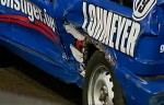 """1. Lauf 1900 ccm bei der """"TV Total Stock Car Crash Challenge 2011"""" - TV"""