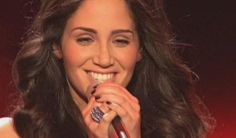 """X Factor 2011: Raffaela Wais natürlich und echt mit """"Soulmate"""" - TV News"""