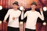 Das Supertalent 2011: Murat Prins und Wesley Melsen poppen die Bühne