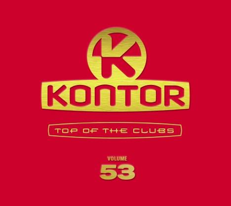 Kontor Top Of The Clubs Vol. 53 - Musik News