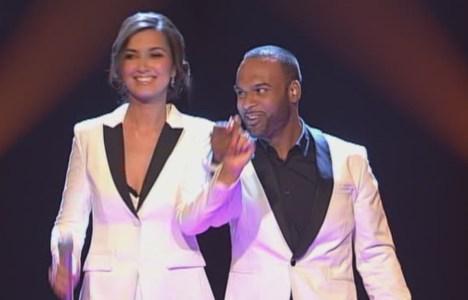 X Factor 2011: Nica und Joe treten mit Adoro in den Ring - TV