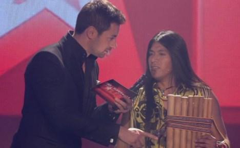Das Supertalent 2011: Leo Santillan Rojas von Mutter überrascht - TV