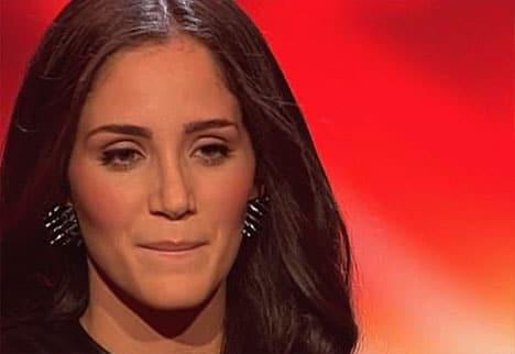 X Factor 2011: Raffaela Wais mit einer Ballade - TV