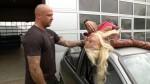 Daniela Katzenberger stellt sich atemberaubenden Stunts? - TV