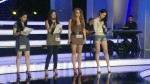DSDS 2012: Sabina Hasenkamp, Angel Burjansky, Luisa Rowe und Caprice Edwards - TV