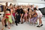 Das perfekte Model: Der erste Catwalk war ein Erfolg! - TV News
