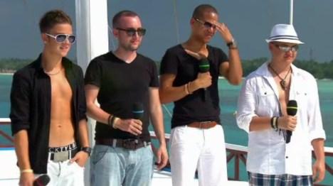 DSDS 2012: Die ersten Auftritte auf den Malediven - TV News