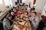 DSDS 2012: Frühstück der Top-10 in der DSDS Villa