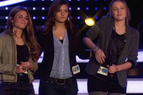 DSDS 2012: Vanessa Krasniqi, Sophia Bauckloh und Silvia Amam packen die Koffer! - TV News