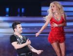 Let`s Dance 2012: Die Entscheidung! Marc Terenzi und Sarah Latton müssen gehen! - TV