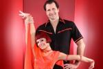 Let's Dance 2012: Lars Riedel ist dann doch etwas groß! - TV