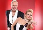 Let's Dance 2012: Uwe Fahrenkrog-Petersen steht nur rum! - TV