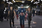 "Marvel's ""The Avengers"" mit Robert Downey Jr. und Samuel L. Jackson"