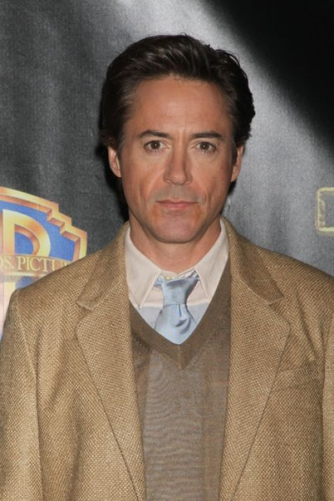 Robert Downey, Jr. - ShoWest 2010 - Day 4 - Warner Brothers Pictures Presentation Day
