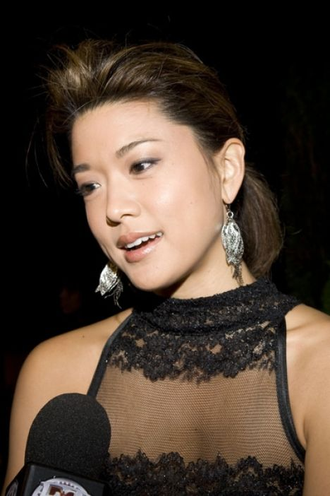 Grace Park - Entertainment Tonight Party - 2009 Toronto International Film Festival