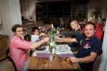 Das perfekte Promi Dinner: Tim Toupet, Christine Kaufmann, Jörn Schlönvoigt und Nina Kristin Fiutak