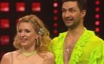 Let's Dance 2012: Stefanie Hertel und Sergiy Plyuta lassen es krachen! - TV News