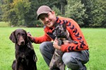 Der V.I.P. Hundeprofi: Oliver Petzsokat, Pontus und Phoebe