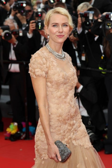Naomi Watts - 65th Annual Cannes Film Festival