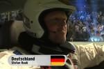 Autoball EM 2012 Halbfinale: Stefan Raab mit deutlichem Sieg gegen Christian Clerici - TV