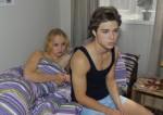 Zac (Jascha Rust) und Claire (Luise von Finckh)