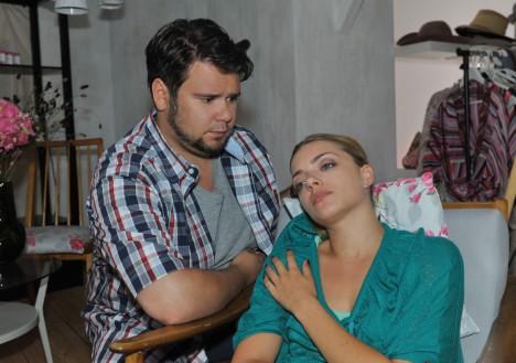 Tuner (Thomas Drechsel) und Emily (Anne Menden)