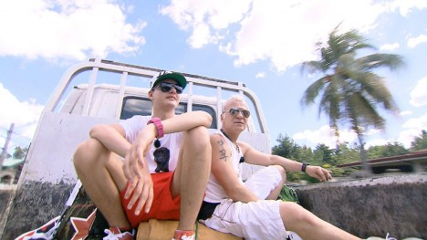 Star Race Entscheidung: Jimi Blue Ochsenknecht und Nino De Angelo gewinnen! - TV